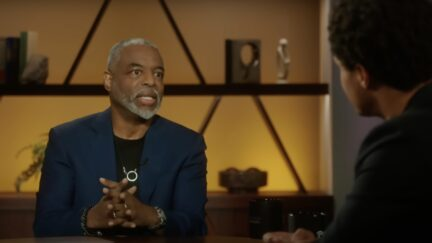 LeVar Burton on Daily Show with Trevor Noah
