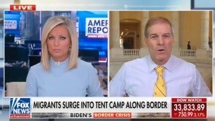 Jim Jordan slams Biden over border crisis