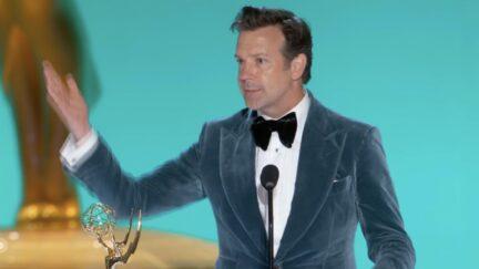 Jason Sudekis Emmy Speech