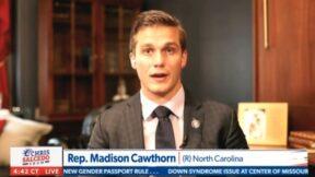 Madison Cawthorn calls vaccine mandates