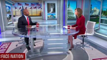 Tim Scott discusses police reform negotiations on Face the Nation