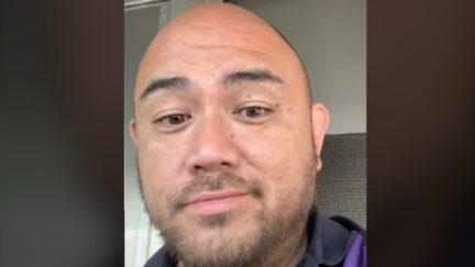 Former FedEx Driver Vincent Paterno