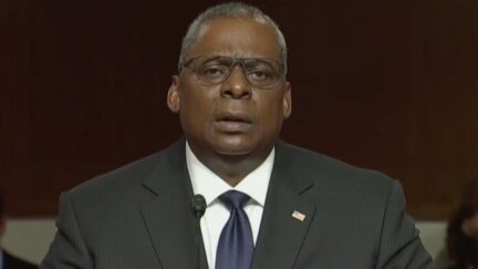 Secretary of Defense Lloyd Austin testifies before Senate
