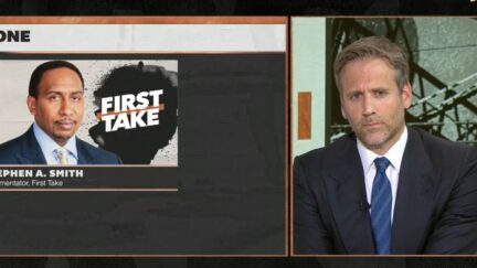 Stephen A. Smith Calls Into Max Kellerman's First Take Finale