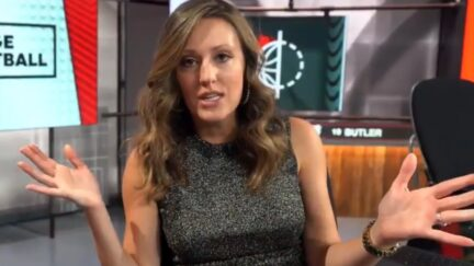 ESPN removes Allison Williams from sideline reporting role for refusing Covid vaccine