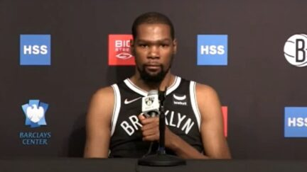 Kevin Durant responds to surprising questions from David Letterman
