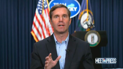 Andy Beshear Reacts to People in Kentucky Taking Ivermectin