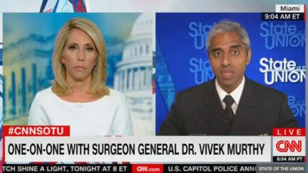 Surgeon General Vivek Murthy Defends New Vaccine Requirements