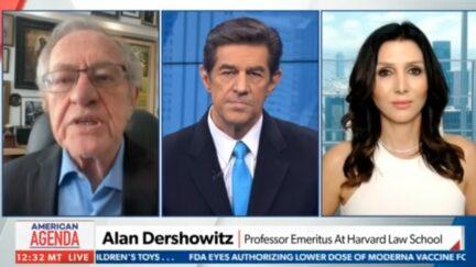 Alan Dershowitz Predicts SCOTUS Will Strike Down TX Abortion Law