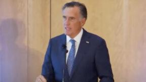 Mitt Romney Slams Tucker Carlson on Hungary