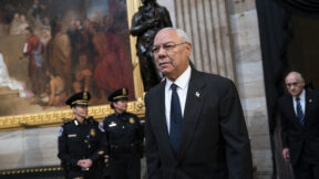 World Leaders Pay Tribute to Colin Powell