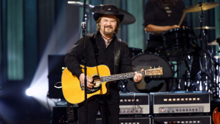 Travis Tritt at America Salutes You Presents: A Tribute To Billy Gibbons, A Live Benefit Concert