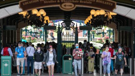 Disneyland Paris Reopens