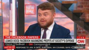 Donie O'Sullivan Explains Facebook Extremism