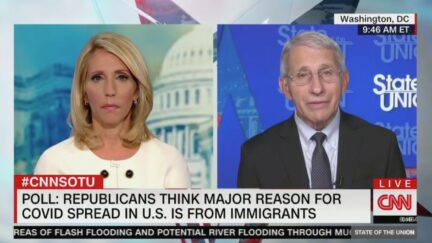 Anthony Fauci on State of the Union