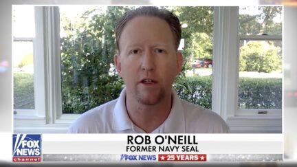 former navy seal rob O'Neill