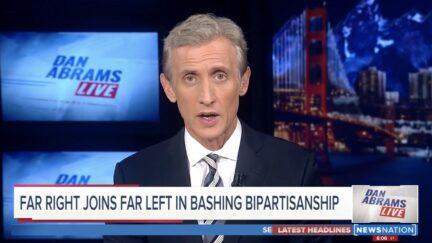 Dan Abrams Calls Out Extreme Media Partisanship