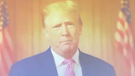 Donald Trump screenshot