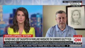 Tony Montalto rejects parkland shooter's apology