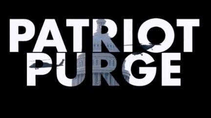 Tucker Carlson's Patriot Purge