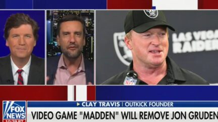 Clay Travis rips cancel culture's treatment of Jon Gruden