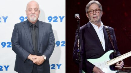 Billy Joel in 'Total Shock' Over Eric Clapton's Anti-Vax Rants: 'It's Not Pleasant'