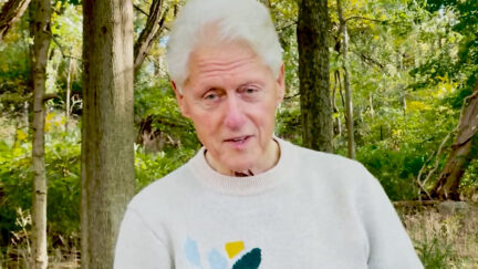 Bill Clinton Shares Message After Being Hospitalizaed