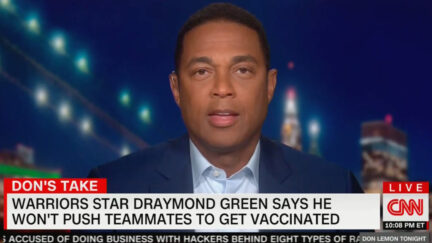 Don Lemon Calls Out Draymond Green