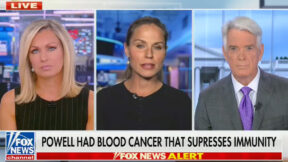 Dr. Nicole Saphier: 'Upsetting' for People to Use Colin Powell Death to Question Vaccines