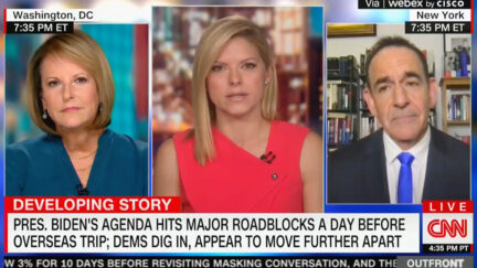 Kate Bolduan Reacts to Democrats Dropping Paid Leave