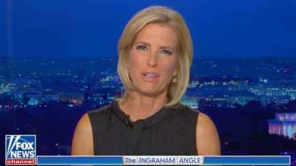Laura Ingraham Issues Correction for Misleading B-Roll